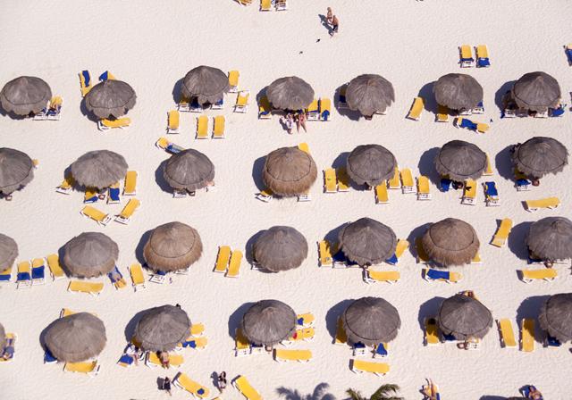 gray malin_tiki umbrellas