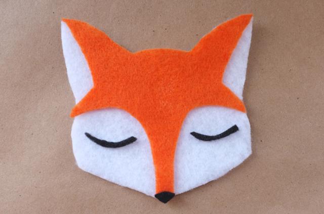 felt fox