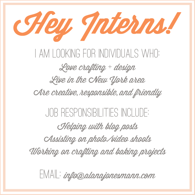 hey interns