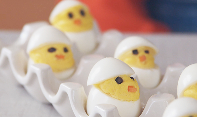 Chick Eggs 2