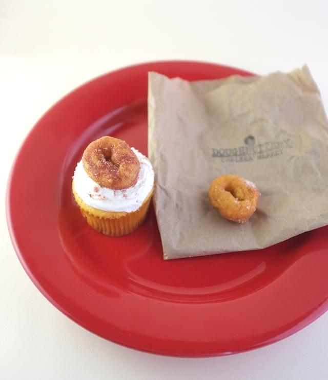 Donut Cupcake 2