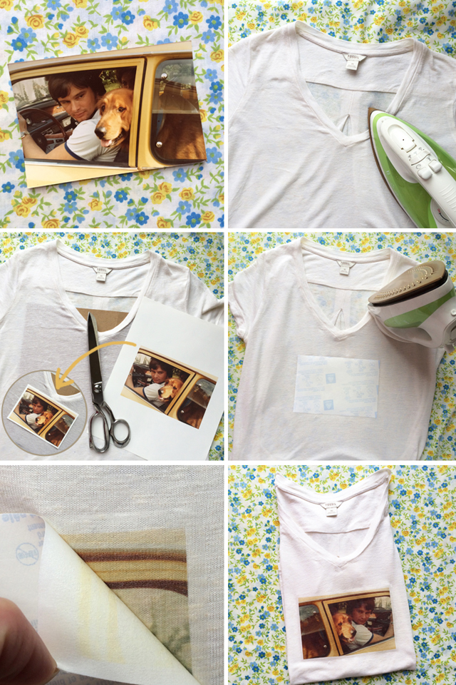 Fathers Day Tee DIY