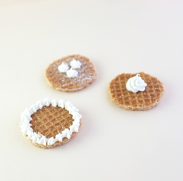 Waffles for Cupcakes
