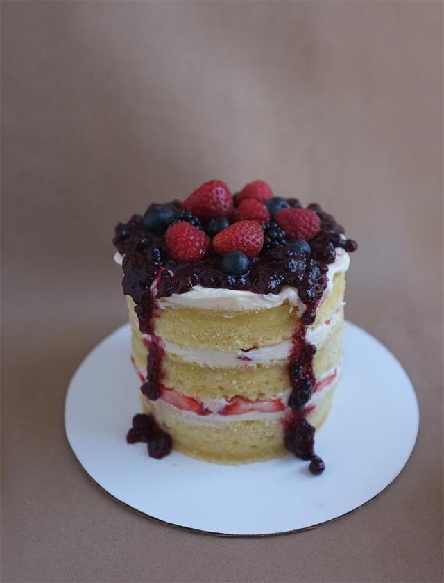 Mini Naked Cake 4