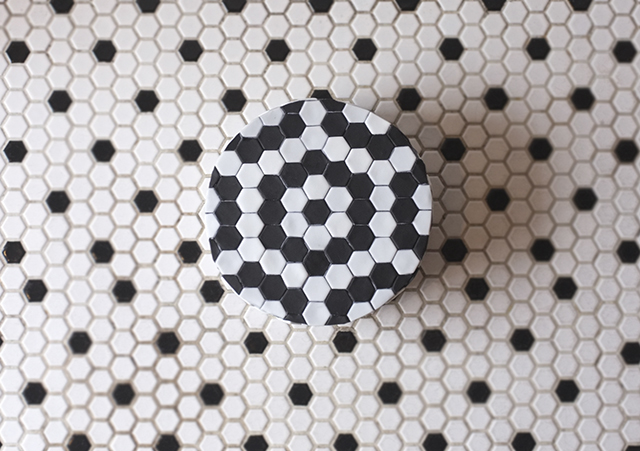Alana Jones-Mann Hexagon Tile Cake