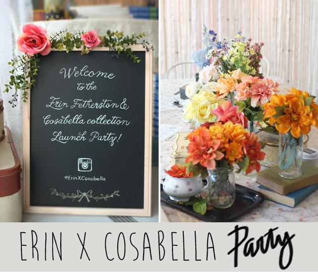 Erin Cosabella Party
