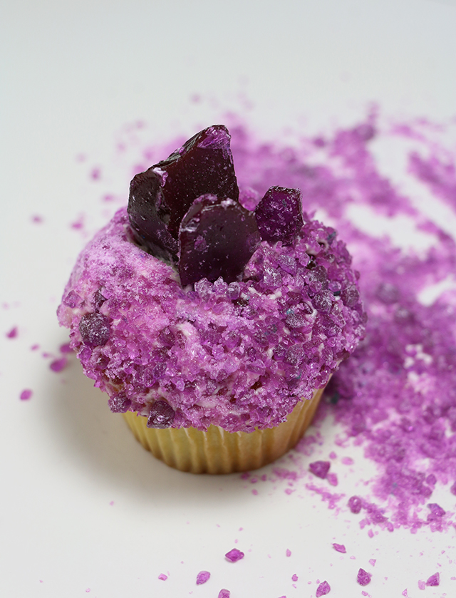 AJM DIY Gemstone Cupcakes Part 1-2