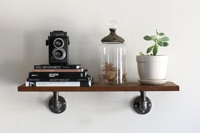 Plant Shelf DIY Shelf Office Shelves DIY_Wall Shelf