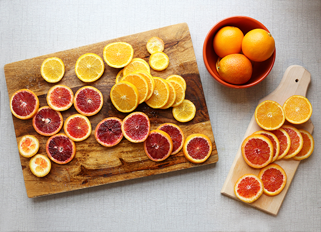 Drying Oranges 1