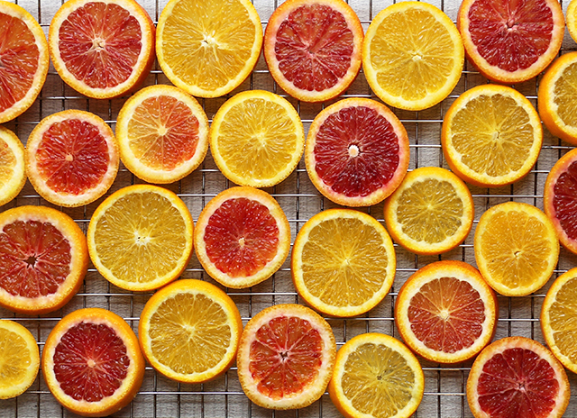 Drying Oranges 3