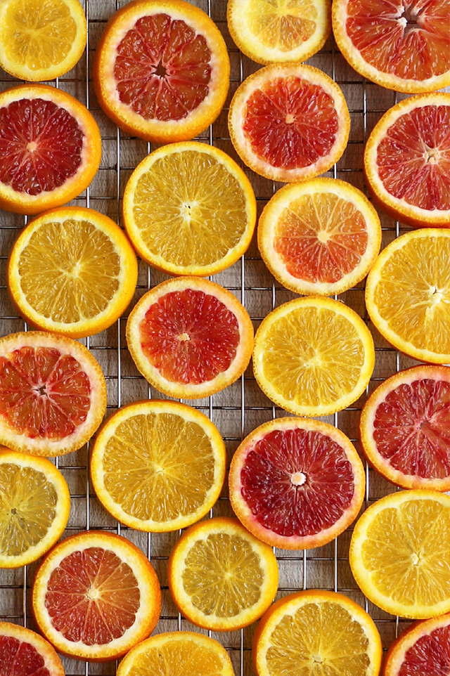 Drying Oranges 4