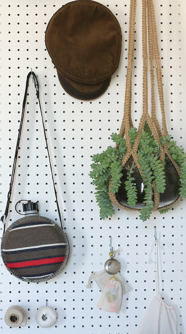 Peg Board DIY