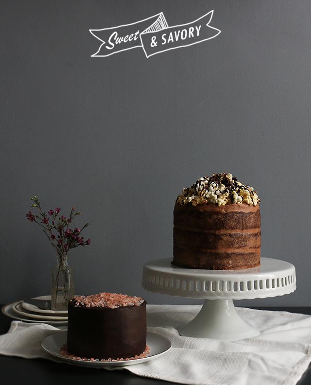 Sweet Savory Cakes