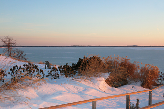 North Fork Sunrise