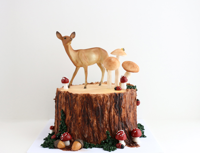 Baked: Nature Cake – Alana Jones-Mann