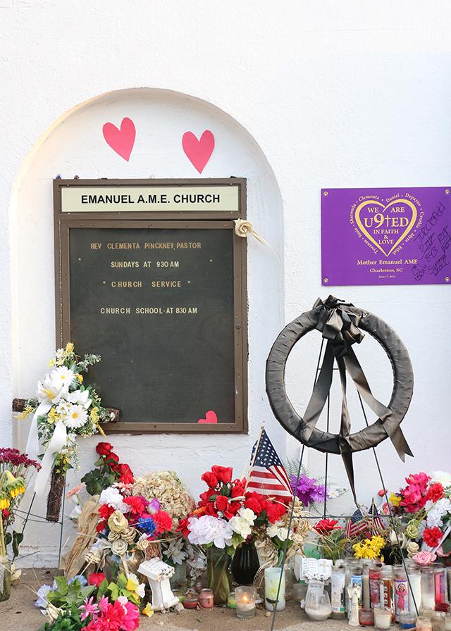 Emanuel AME Church Charleston