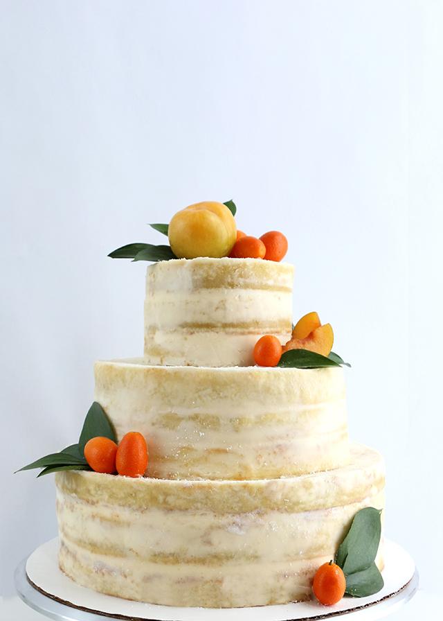 Minimal Naked Cake