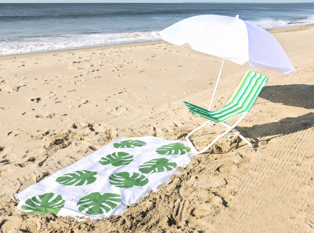 Philodendron Beach Blanket