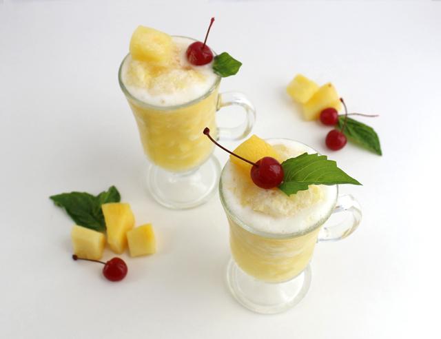 Pineapple Slushie Recipe
