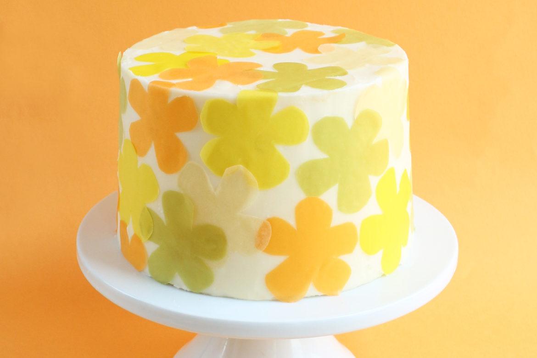 spring cake Alana Jones Mann
