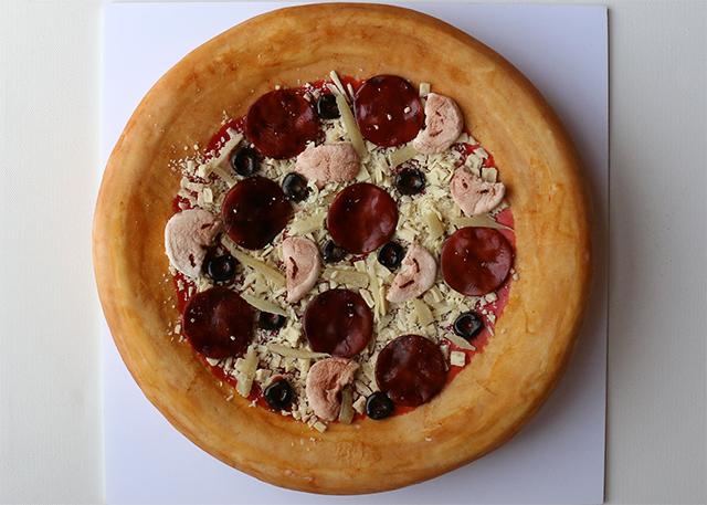 Pizza Cake 2