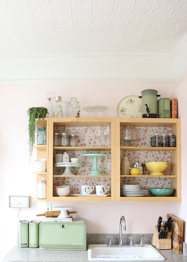 Pink Kitchen 2