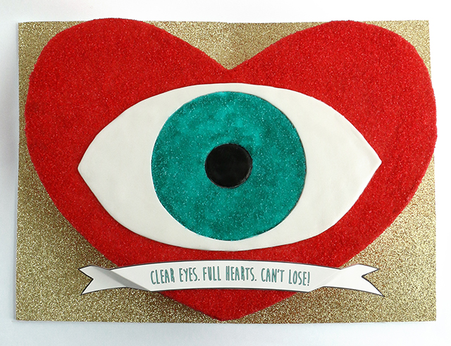 AlanaJonesMann Clear Eyes Full Hearts Cake