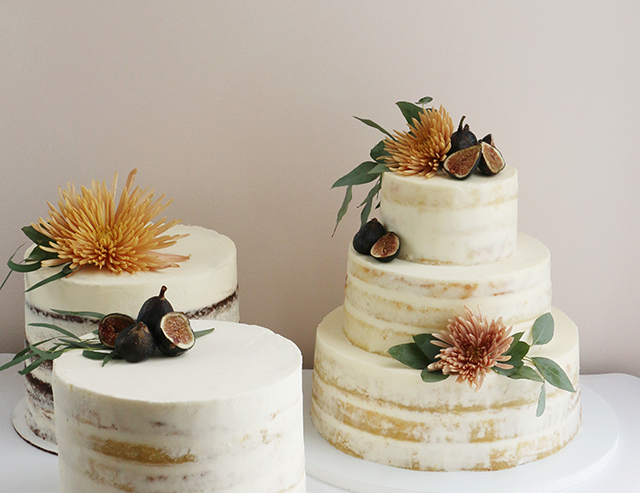AlanaJonesMann Wedding Cakes