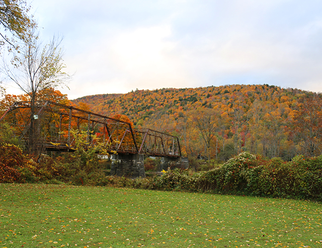Catskills Fall