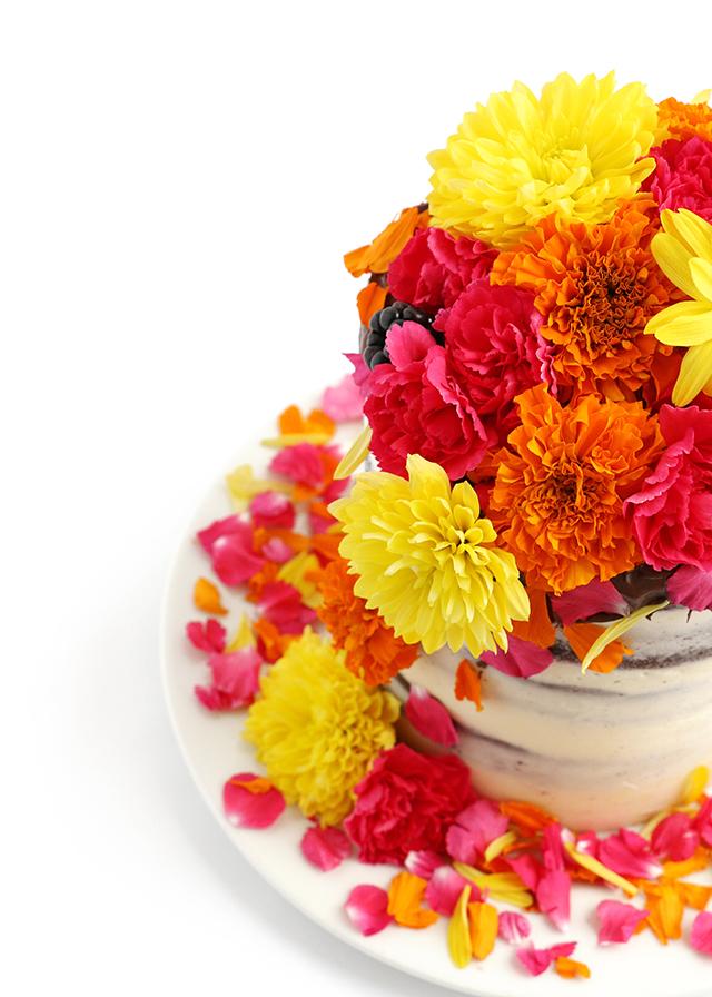 Flower Cake 3