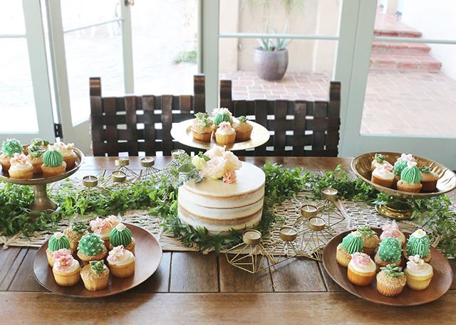 Desert Desserts
