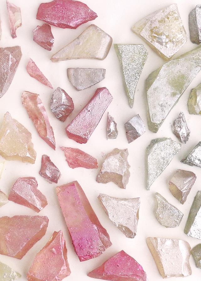 Handmade Sugar Crystals