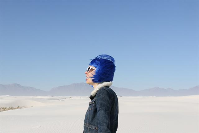 White Sands Wig