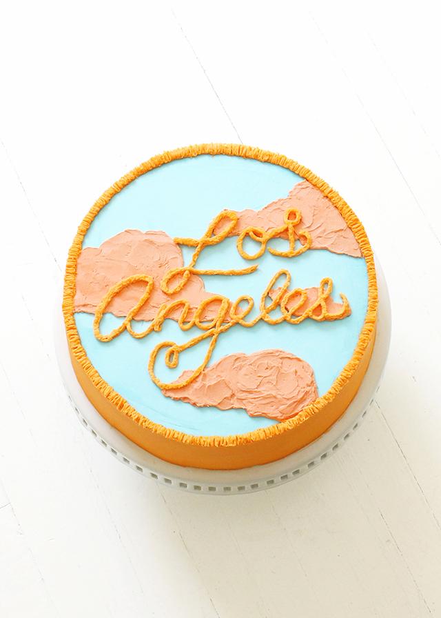 LA Cake