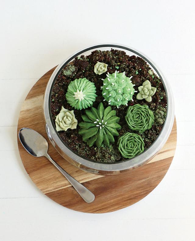 AlanaJonesMann Terrarium Cake