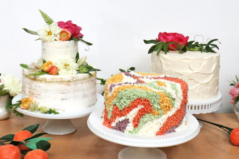 wedding cakes – Alana Jones-Mann