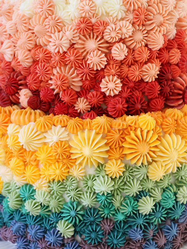 Rainbow Cake Detail_640