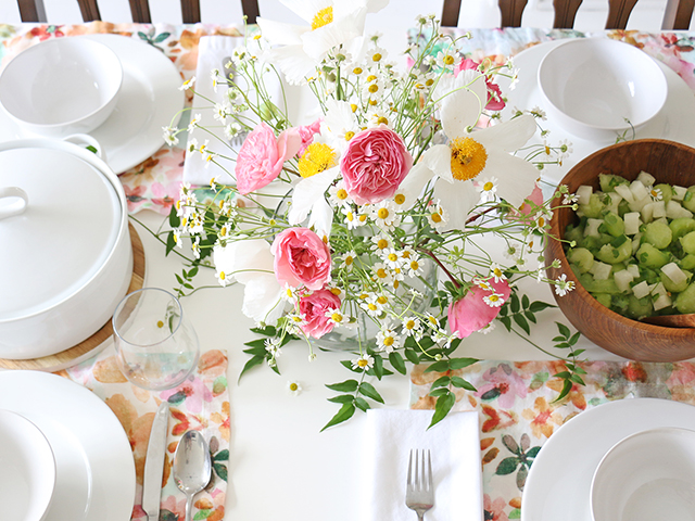 Mothers Day Table 2